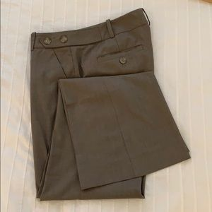 The Limited Drew suiting pants in tan